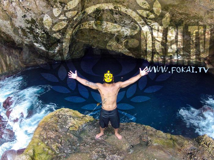 Captain Fokai Grotto Saipan