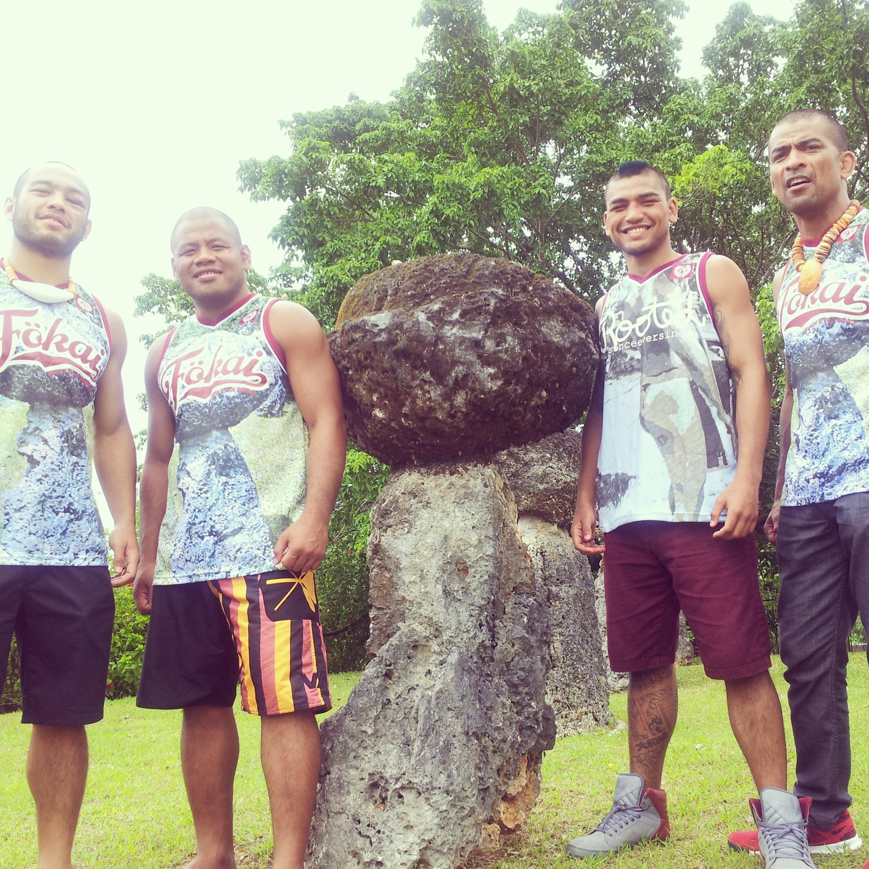 Foundation: Rebuild Marianas