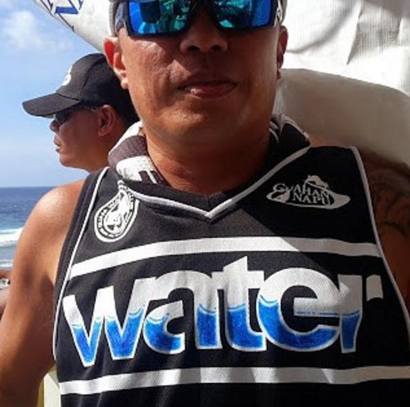 Fokai/Guahan Napu collaboration tank by Ed Lacquata