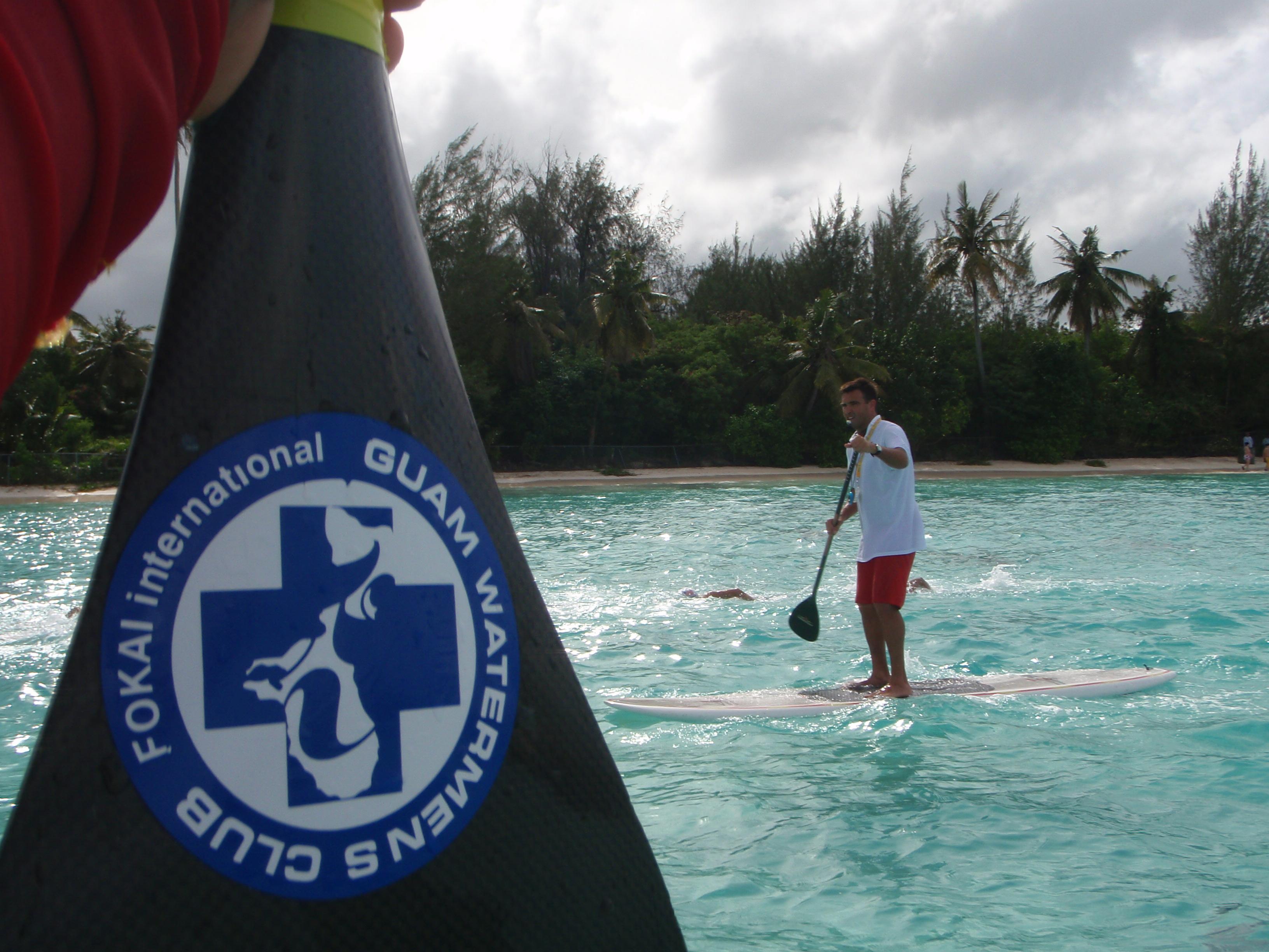 JUST ADD WATER: Guam Fire Rescue
