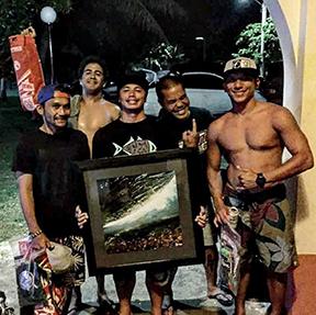 DK Wars Guam Winners