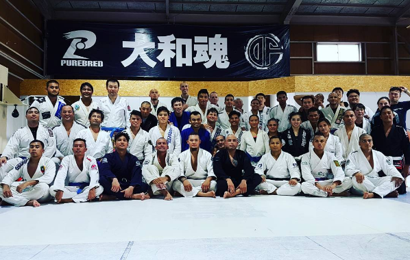 Growth w/ Guam BJJ! Share Jiu-Jitsu